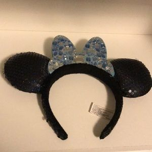 Diamond Celebration Minnie Mouse Ears
